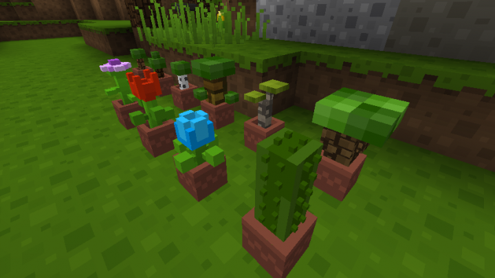Block Pixel Resource Pack Screenshots 3