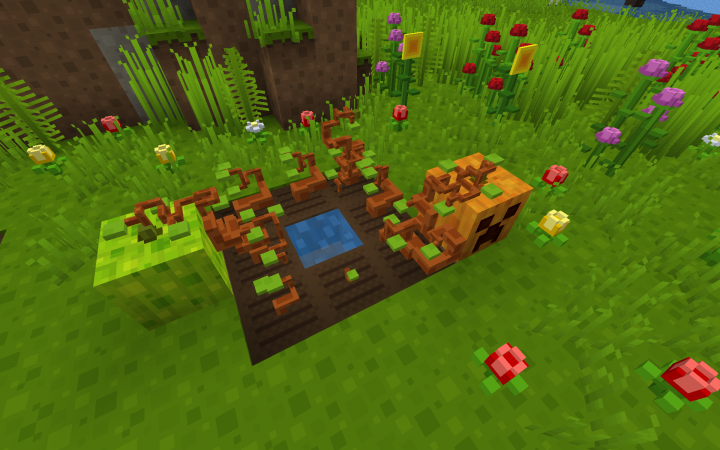 Block Pixel Resource Pack Screenshots 5