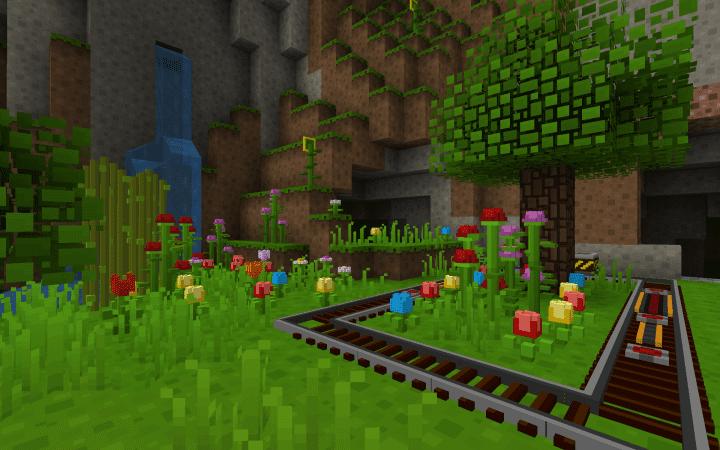 Block Pixel Resource Pack Screenshots 7