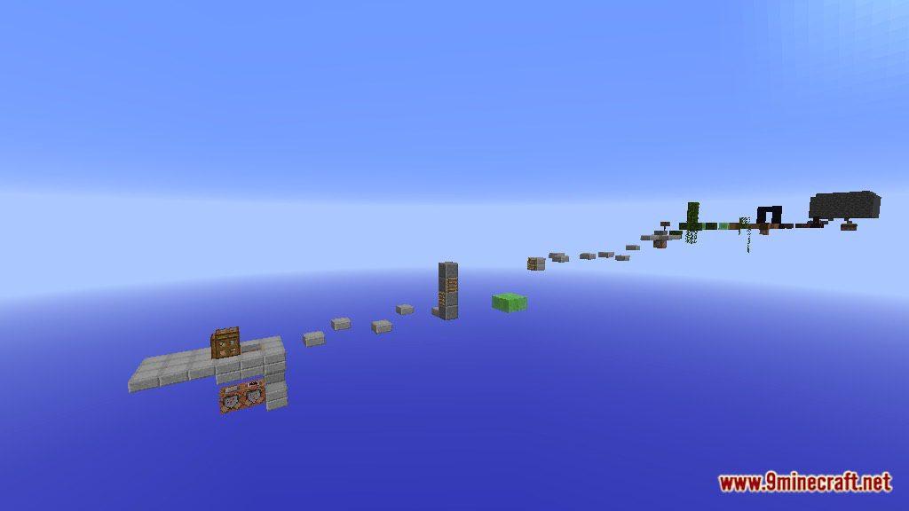 Boss Parkour Unity Map Screenshots 3