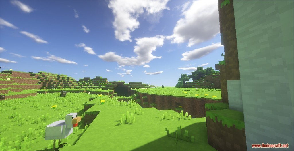 Bright Shades Resource Pack Screenshots 2