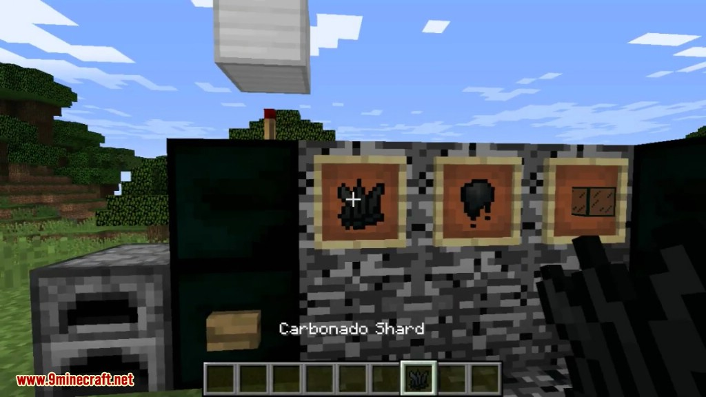 Carbonado Ore Mod Screenshots 7