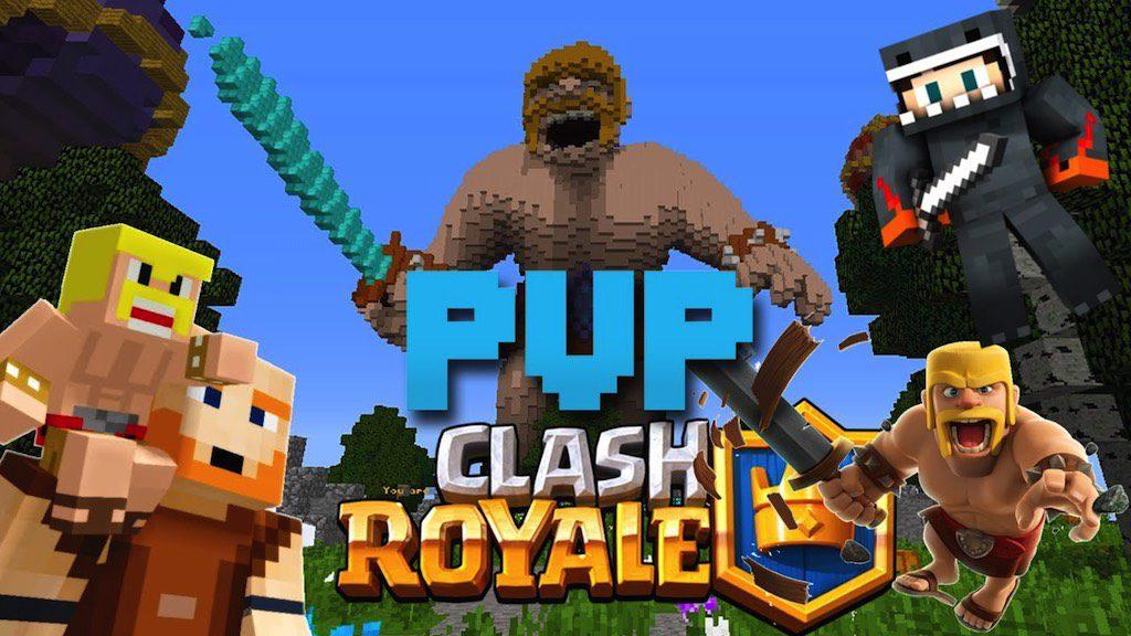 Clash Royale PvP Map Thumbnail