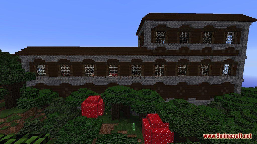 Coastal Mansion Map Screenshots 1