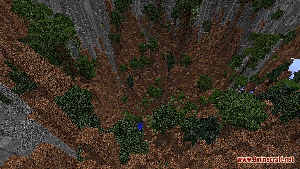 Cracked Map Screenshots 1