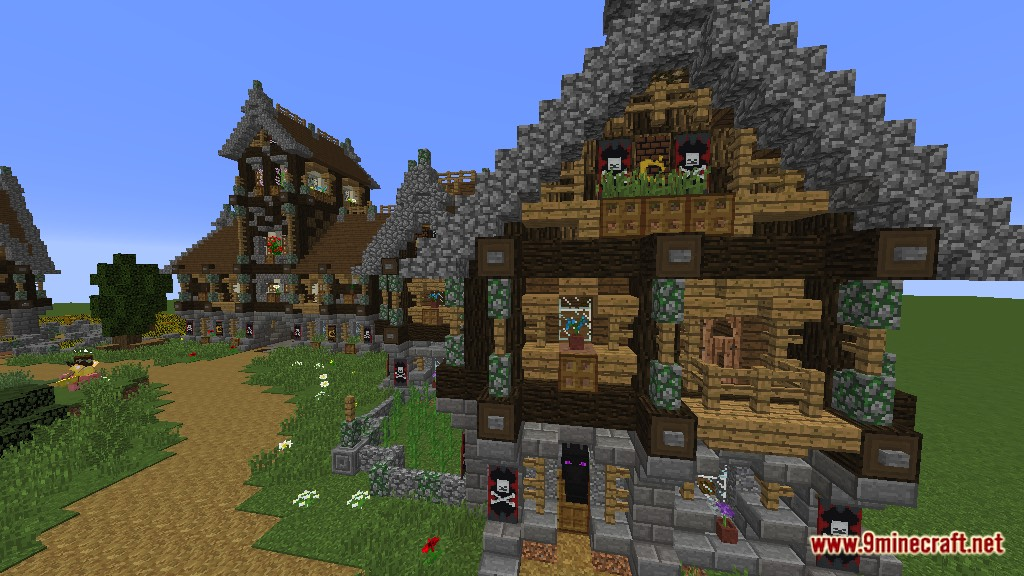 Devixiu's Medieval Town Map Screenshots 10