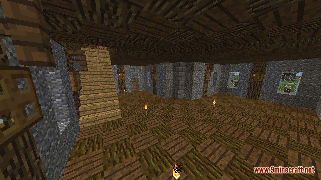 Devixiu's Medieval Town Map Screenshots 11