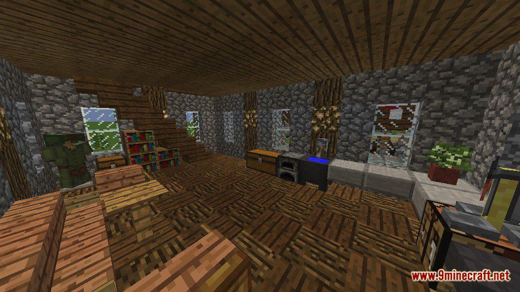 Devixiu's Medieval Town Map Screenshots 8