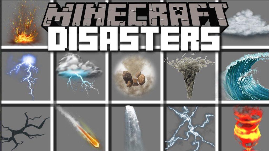 Disaster Map Thumbnail