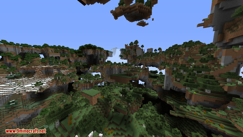 Dreamlo Skylands Mod Screenshots 2