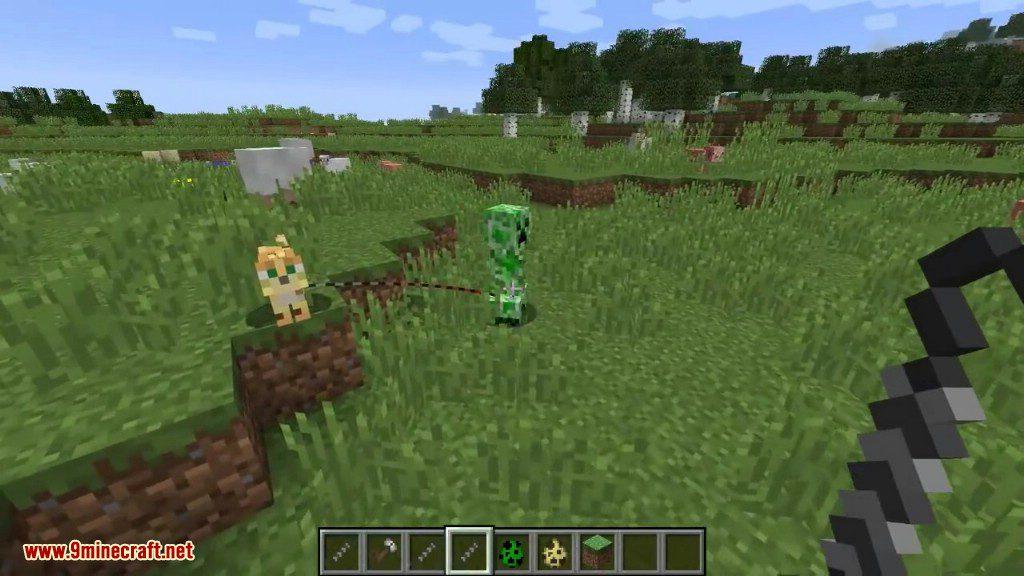 Entity Spring Mod Screenshots 6