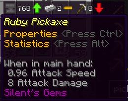 Equipment Tooltips Mod Screenshots 1