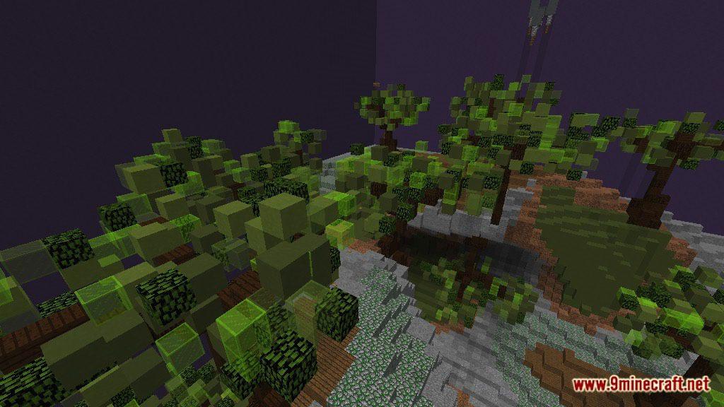 Extreme Jumpcraft Parkour Map Screenshots 1
