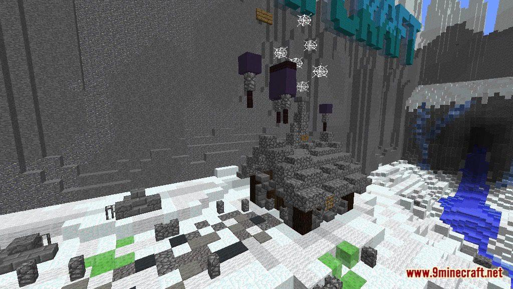 Extreme Jumpcraft Parkour Map Screenshots 10
