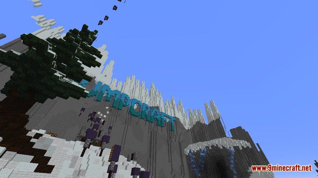 Extreme Jumpcraft Parkour Map Screenshots 12
