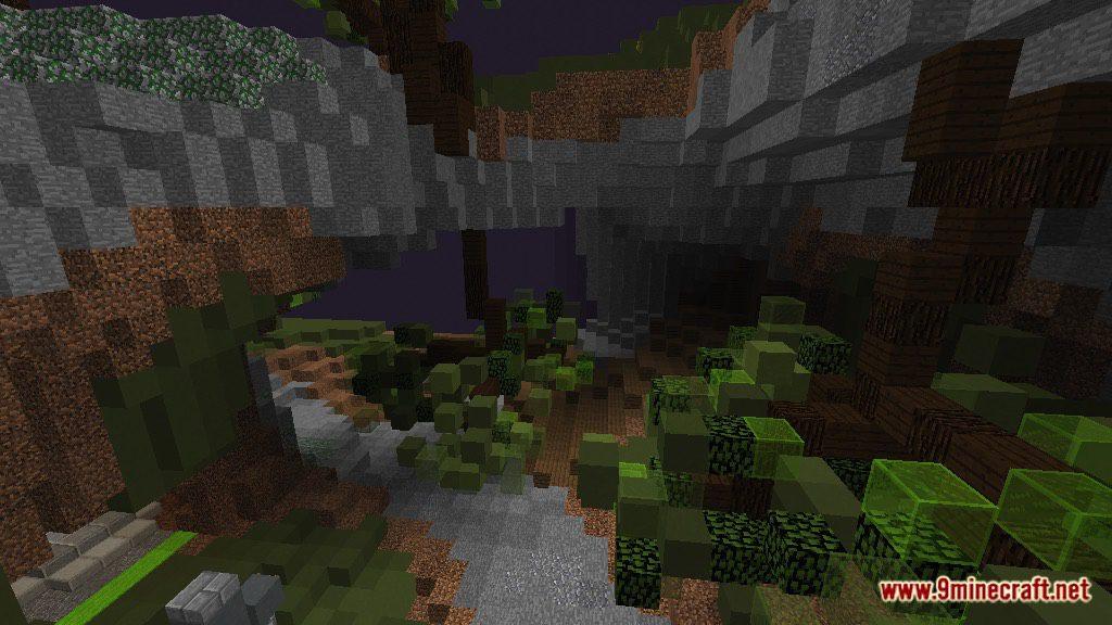 Extreme Jumpcraft Parkour Map Screenshots 2