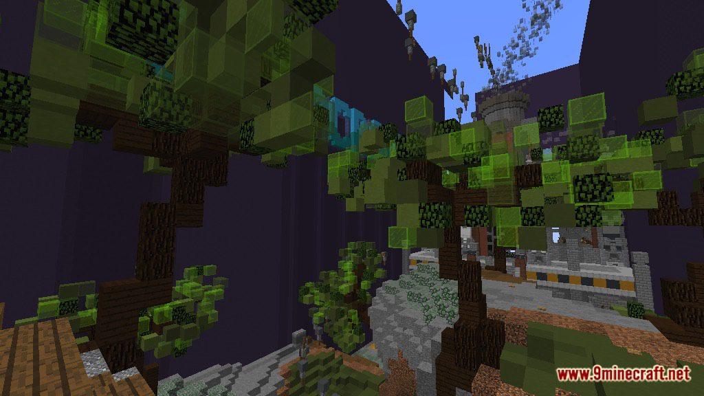 Extreme Jumpcraft Parkour Map Screenshots 3