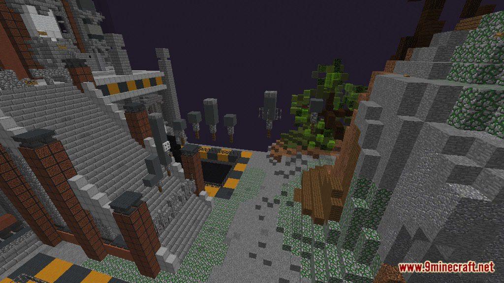 Extreme Jumpcraft Parkour Map Screenshots 4