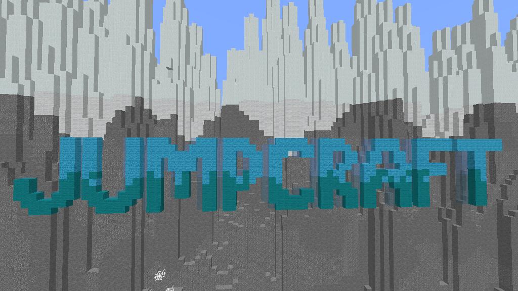 Extreme Jumpcraft Parkour Map Thumbnail