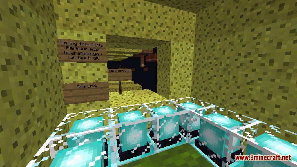 Fanboy Parkour Map Screenshots 2