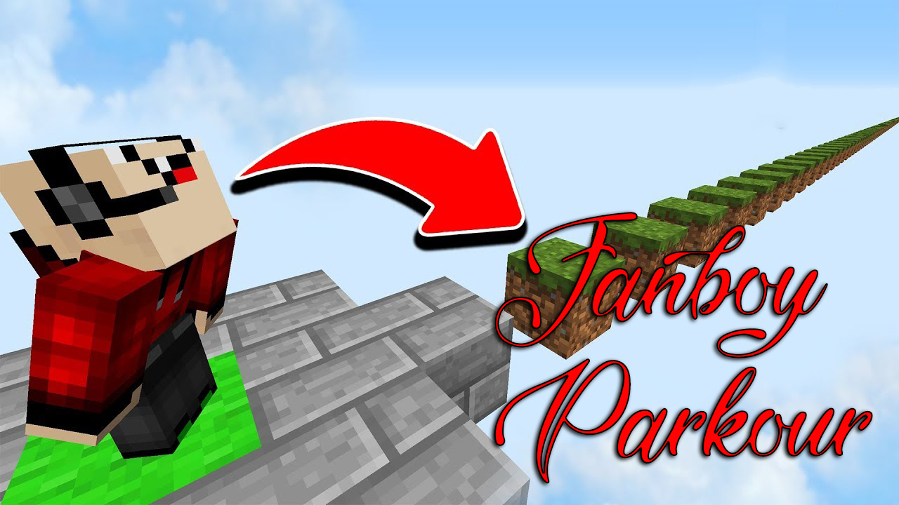 Fanboy Parkour Map Thumbnail