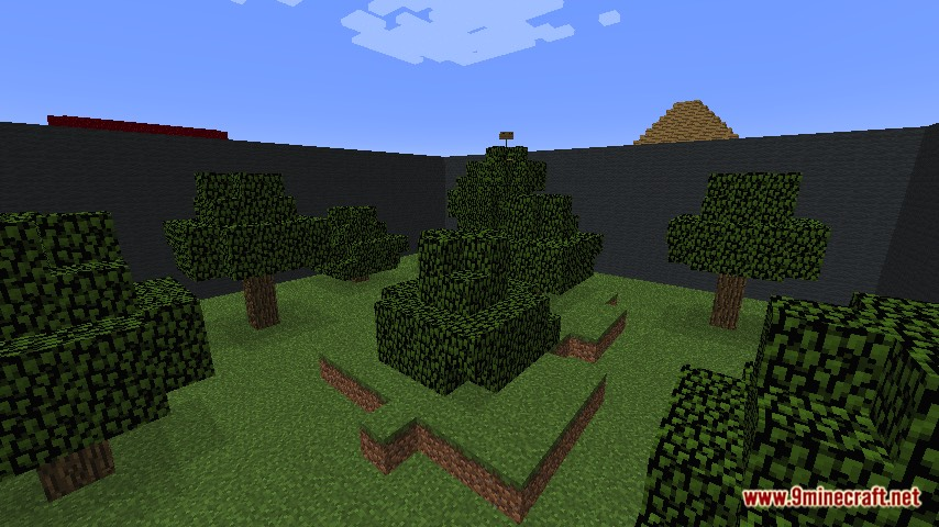 Find that wood lookin' button Map Screenshots 4