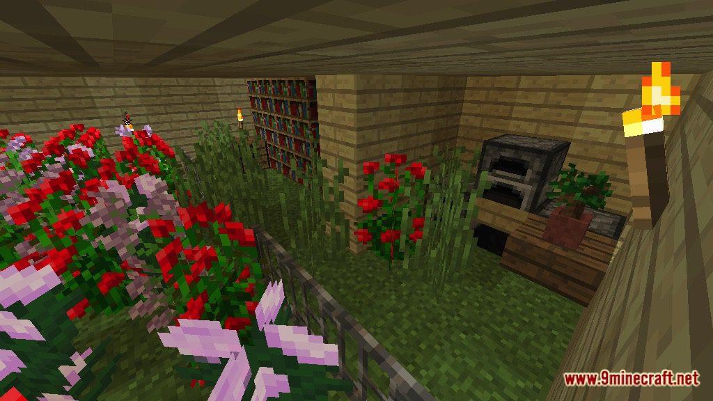 Find the button- Garden Map Screenshots 12