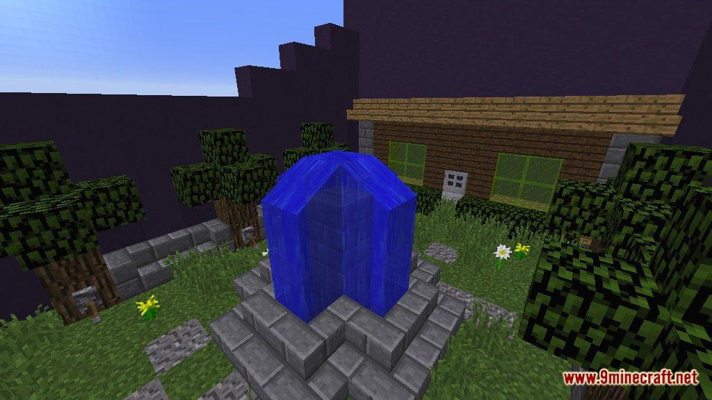 Find the button- Garden Map Screenshots 2
