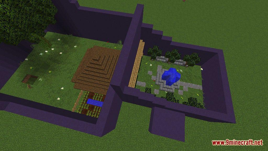 Find the button- Garden Map Screenshots 5