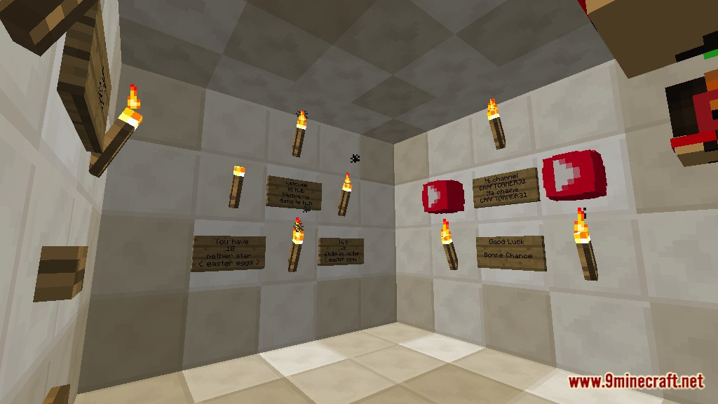 Finds the Button 15 Levels Map Screenshots 1