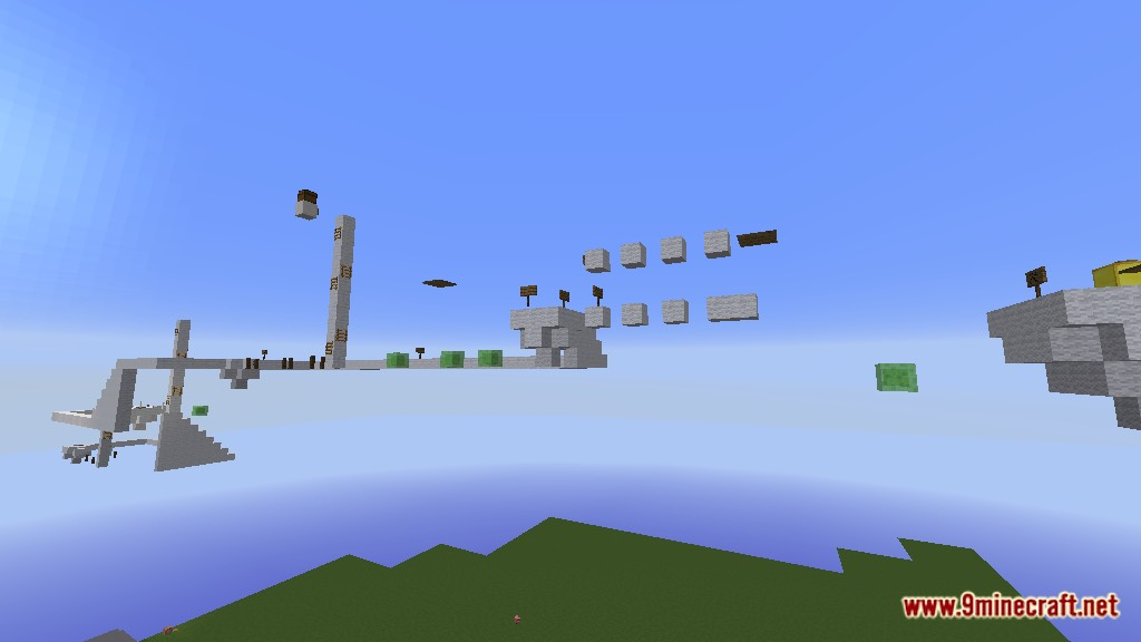 Finds the Button 15 Levels Map Screenshots 7