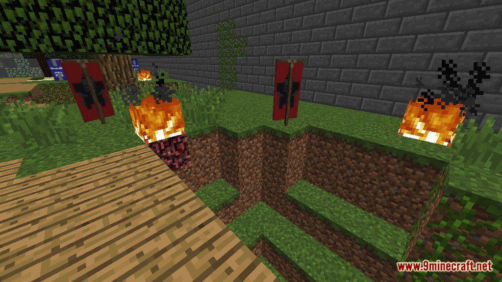 Flame's PvP Arena Map Screenshots 11