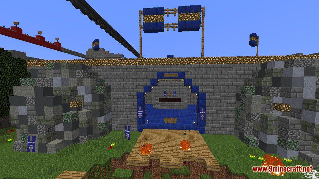 Flame's PvP Arena Map Screenshots 2