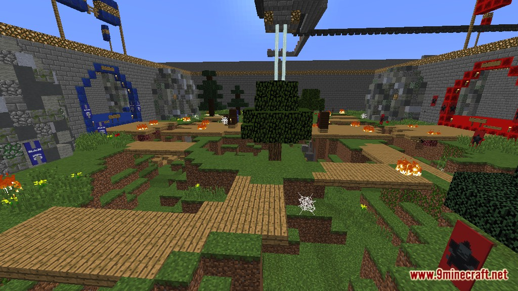 Flame's PvP Arena Map Screenshots 3