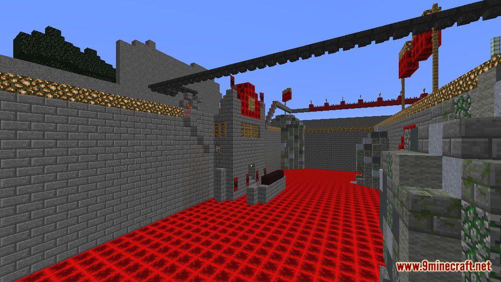 Flame's PvP Arena Map Screenshots 6