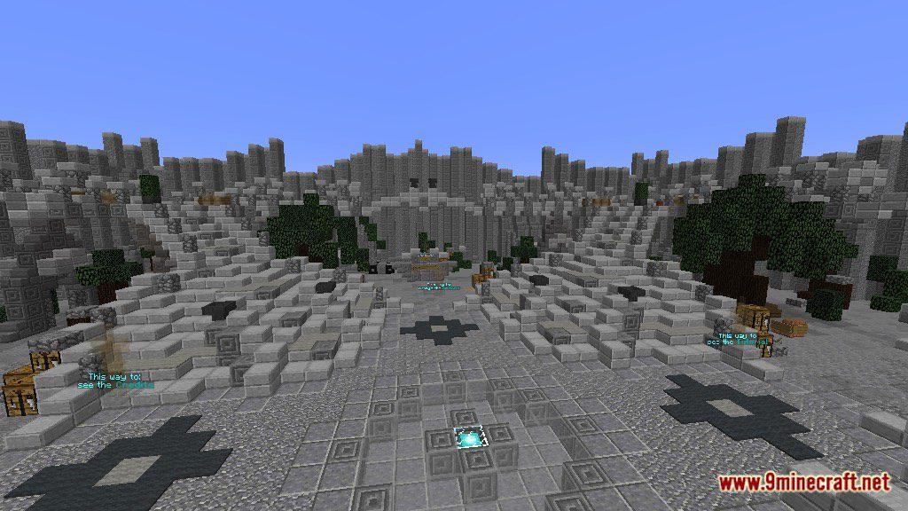 Freezun Map Screenshots 1