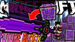 Future Lucky Block Mod