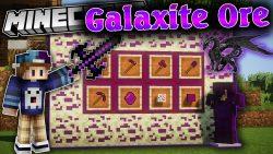 Galaxite Ore Mod