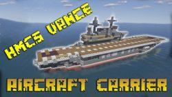 HMCS Vance Aircraft Carrier Map Thumbnail