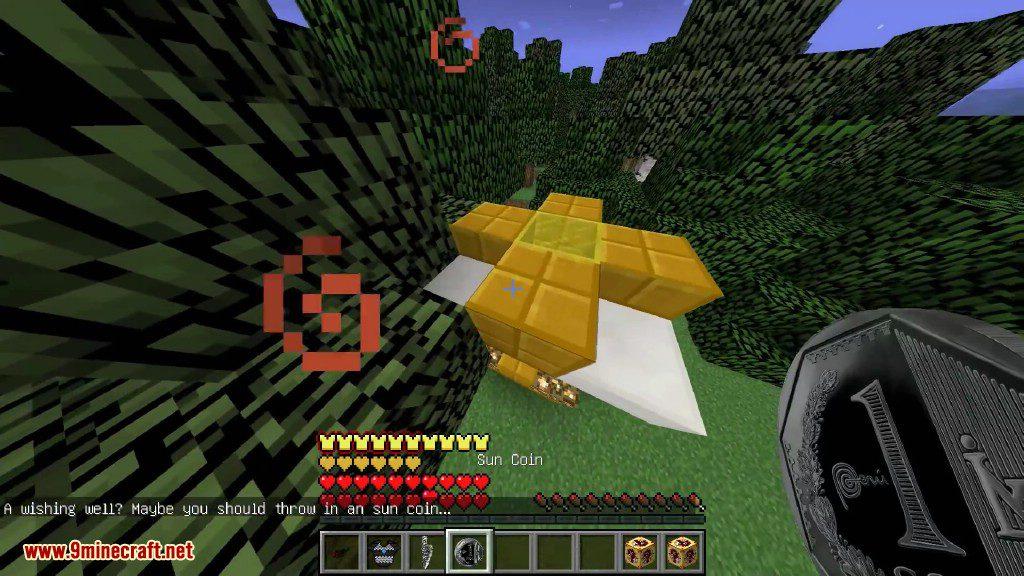 Inca Lucky Block Mod Screenshots 11