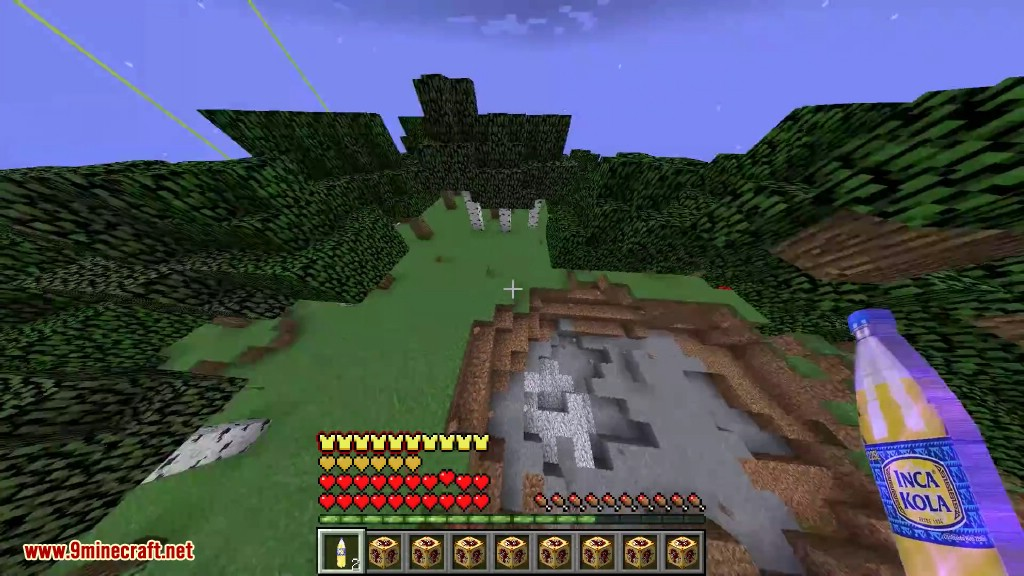 Inca Lucky Block Mod Screenshots 12