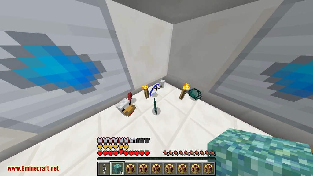Inca Lucky Block Mod Screenshots 3