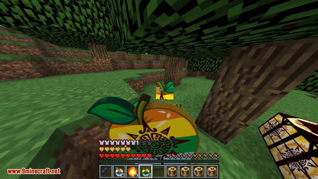 Inca Lucky Block Mod Screenshots 6