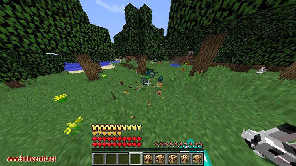 Inca Lucky Block Mod Screenshots 7