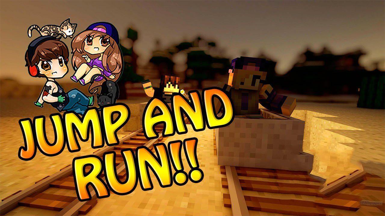 Jump and Run Map Thumbnail