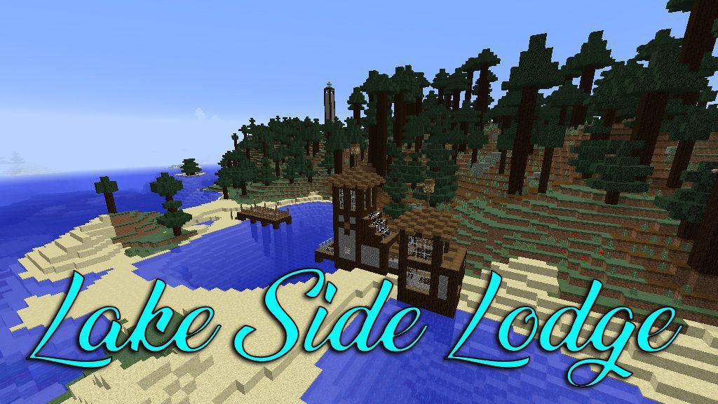 Lake Side Lodge Map Thumbnail
