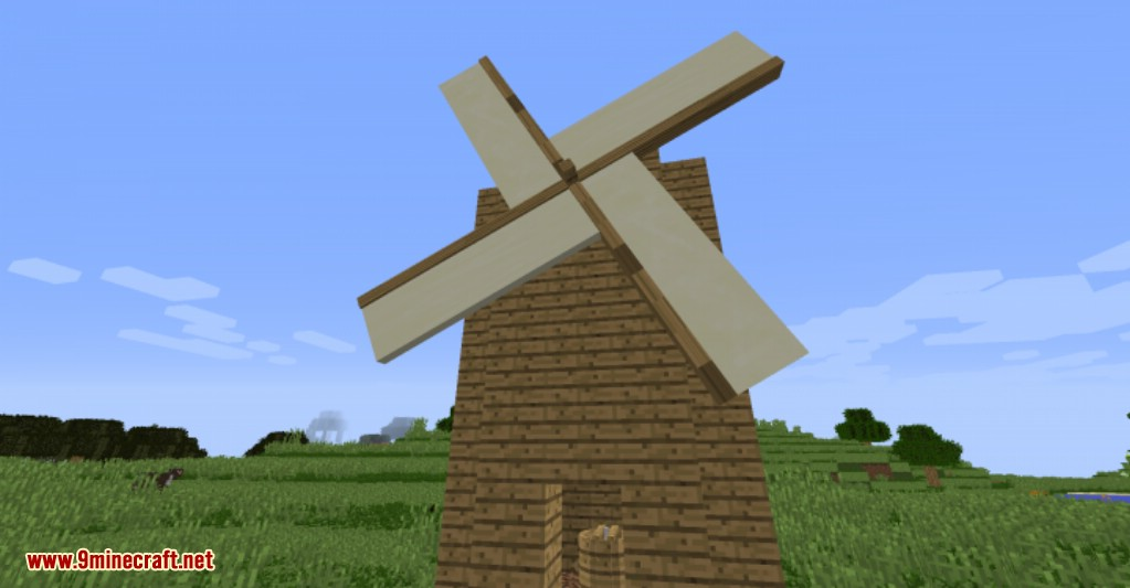 Windmill Medieval Agriculture Mod Screenshots 6