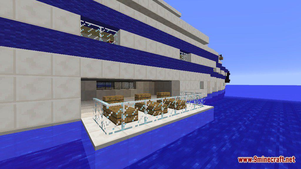 Megayacht Azure Map Screenshots 11