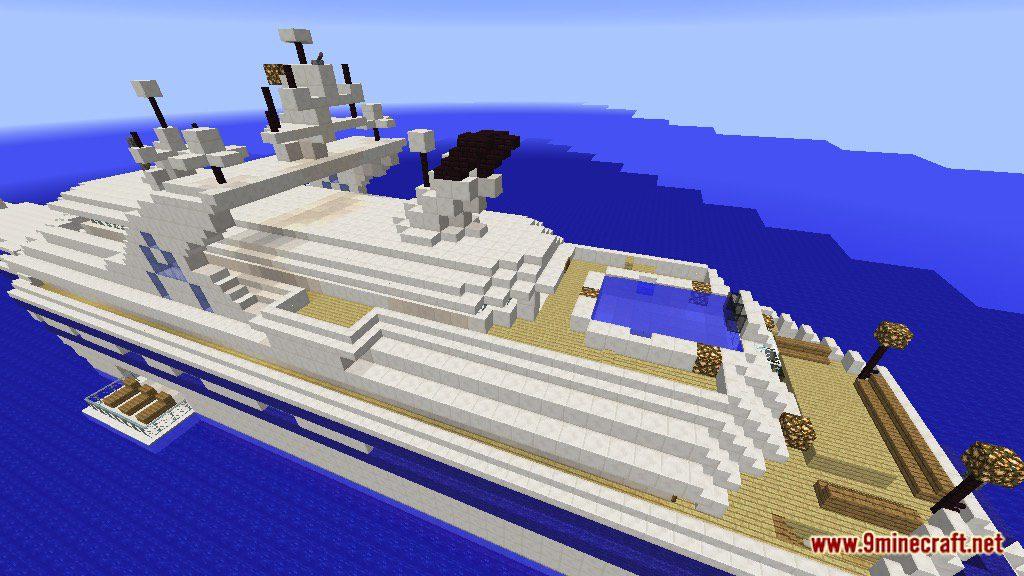Megayacht Azure Map Screenshots 8
