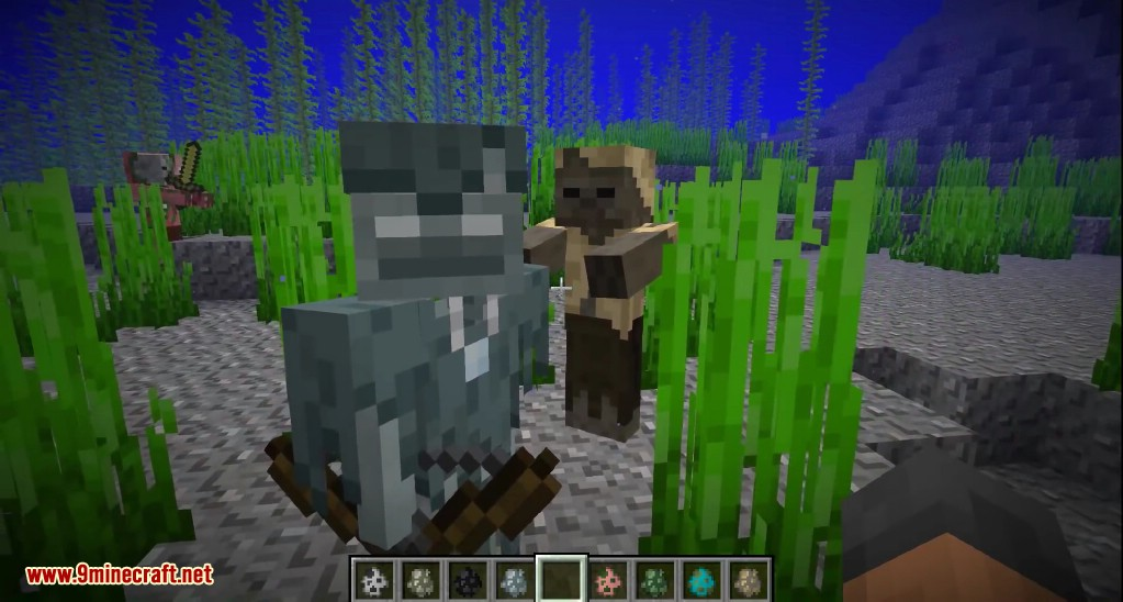 Minecraft 1.13 Snapshot 18w19a Screenshots 7